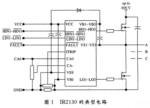 率驱动电路设计